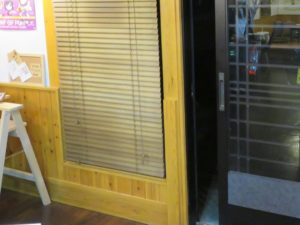 ichinoichi coffeeでは店内を換気しています