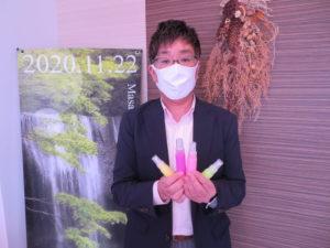 ウエディングカウンター福島では、スタッフがマスク着用を徹底しております