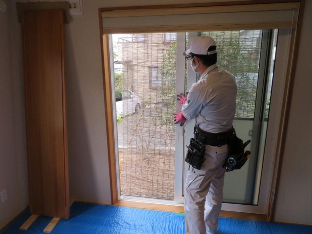 矢吹木工建設では現場での換気を徹底しています